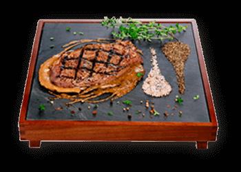 2002 nz grassfed sirloin steak (180g)
